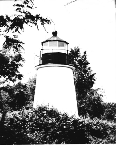 Lighthouse in 1990s