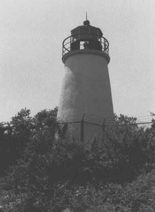 Lighthouse in May 1979